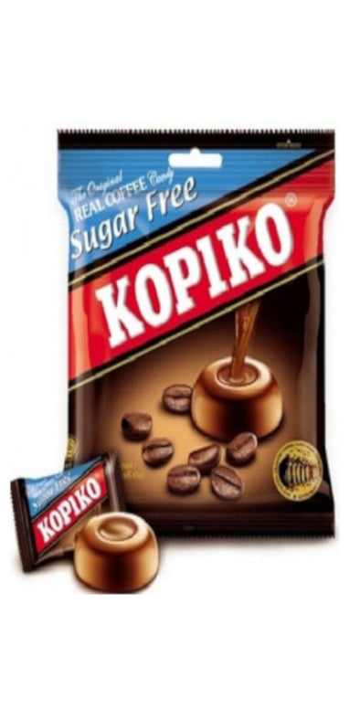 Kopiko Coffee Candy Sugar Free 75g