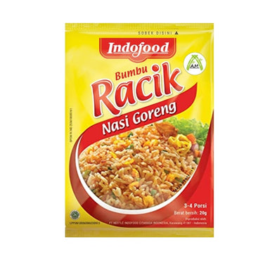 Indofood Racik Nasi Goreng 20g - Instant Seasoning for Fried Rice