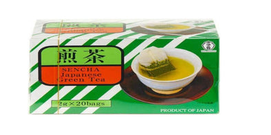 Uji No Tsuyu Sencha Japanese Green Tea 2g x 20 bags