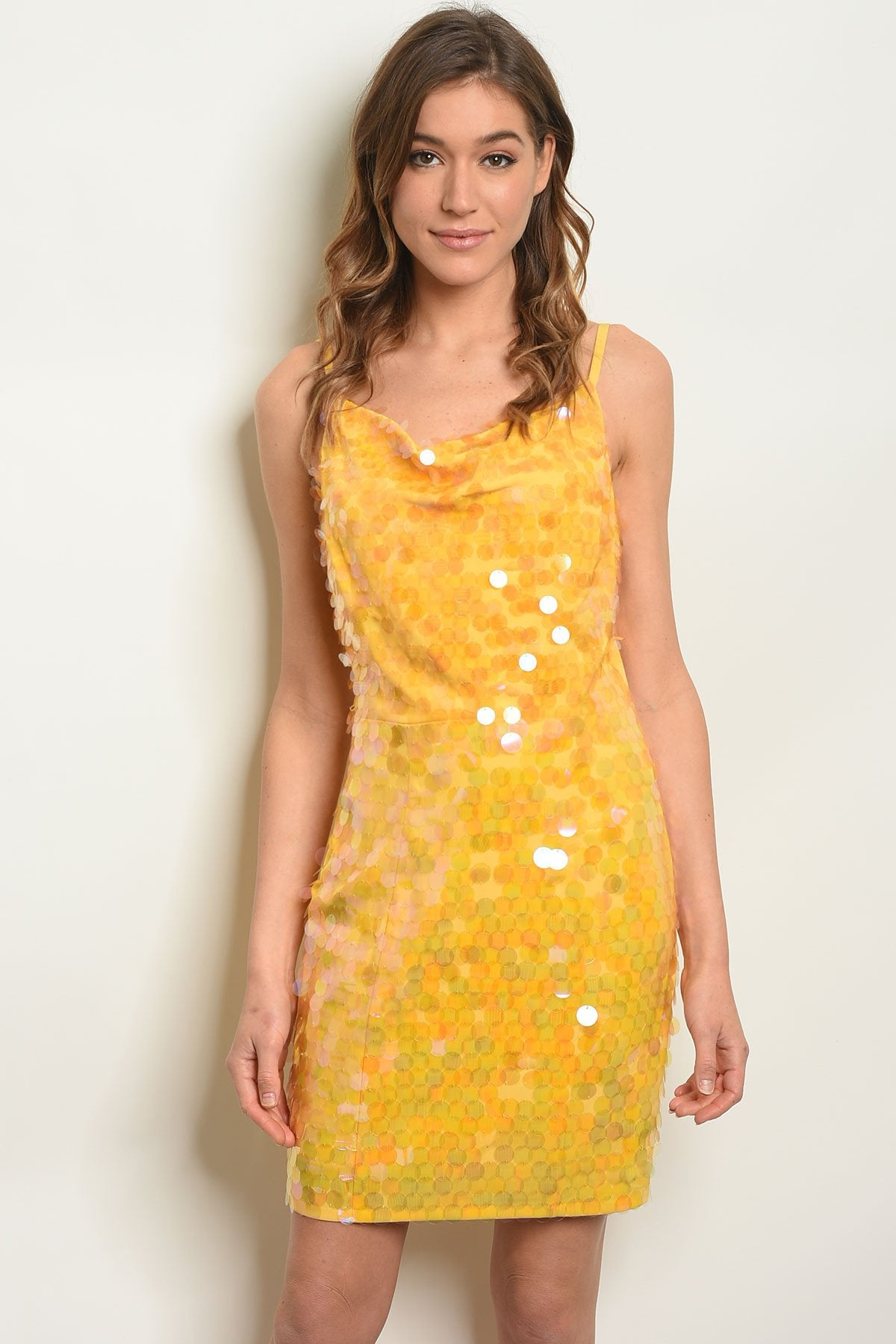 Party Style Womens Sequins Dress - BrandsGuru