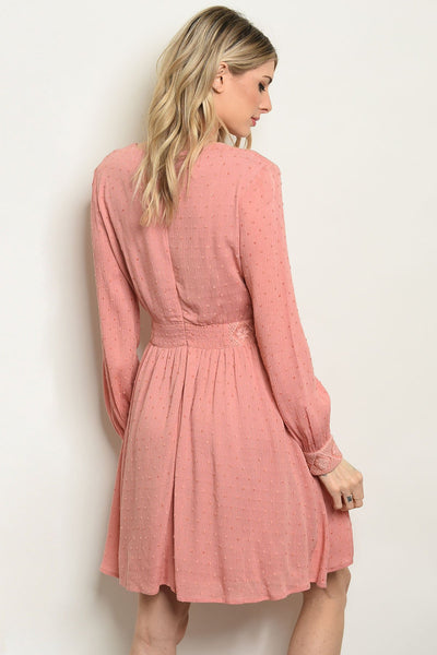 Elegant Style New Womens Fitted Dress - BrandsGuru