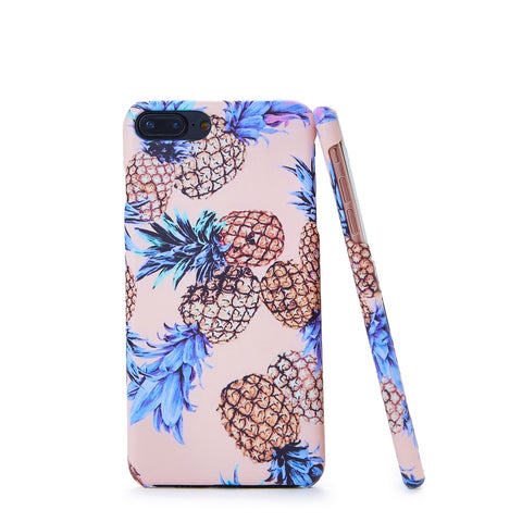 New Pineapple Pattern Style iPhone Case