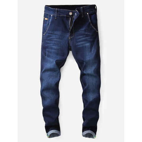 New Men Ruff and Tuff Washed Skinny Jeans