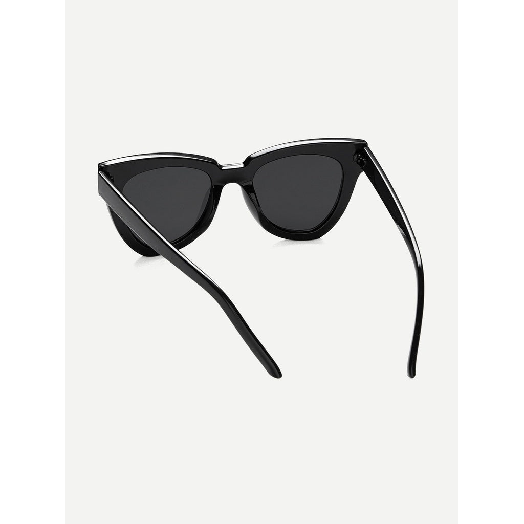Summer Sublime Style Flat Lens Sunglasses