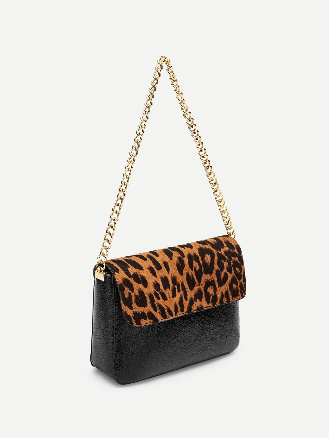 Leopard Shape New Chain Satchel Bag - BrandsGuru