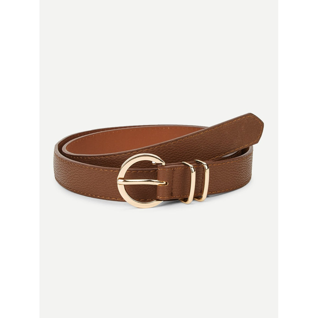 New Metal Buckle Belt