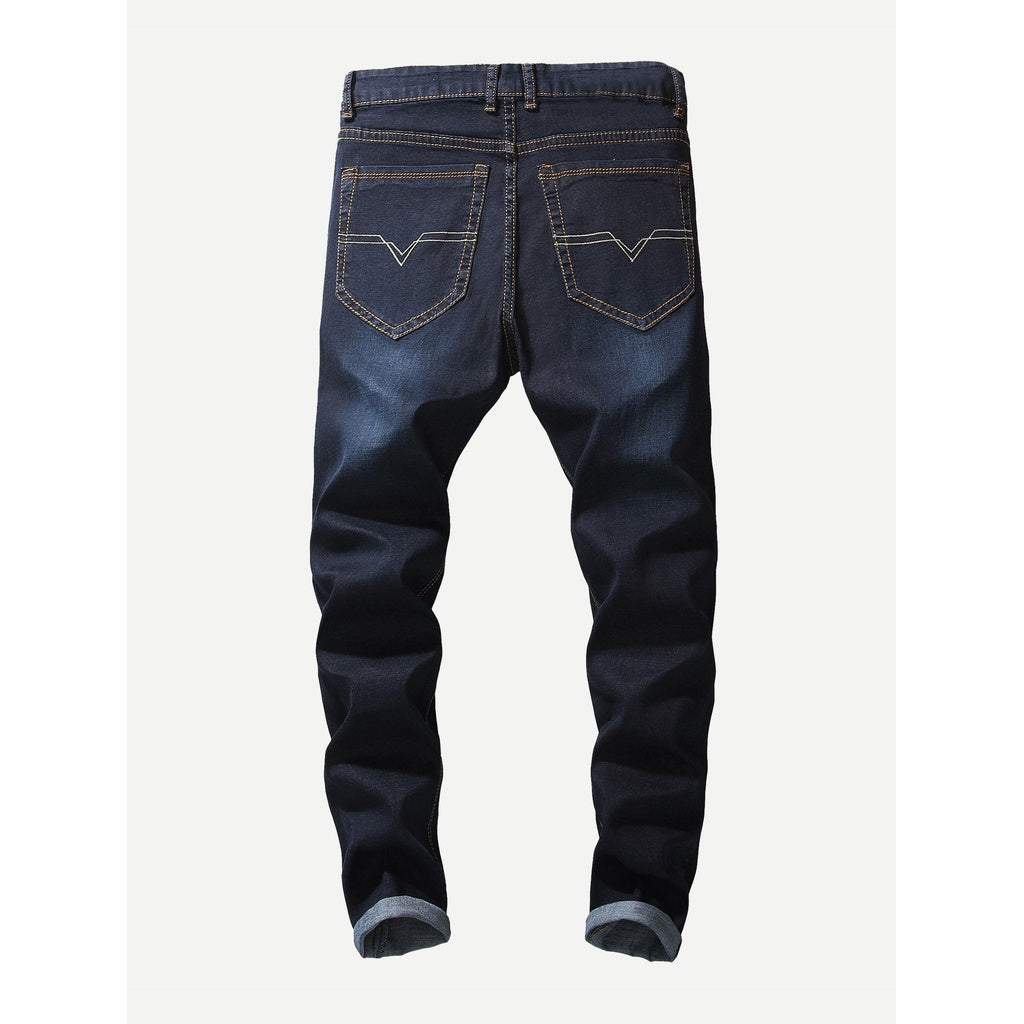 New Men Ruff and Tuff Wash Jeans