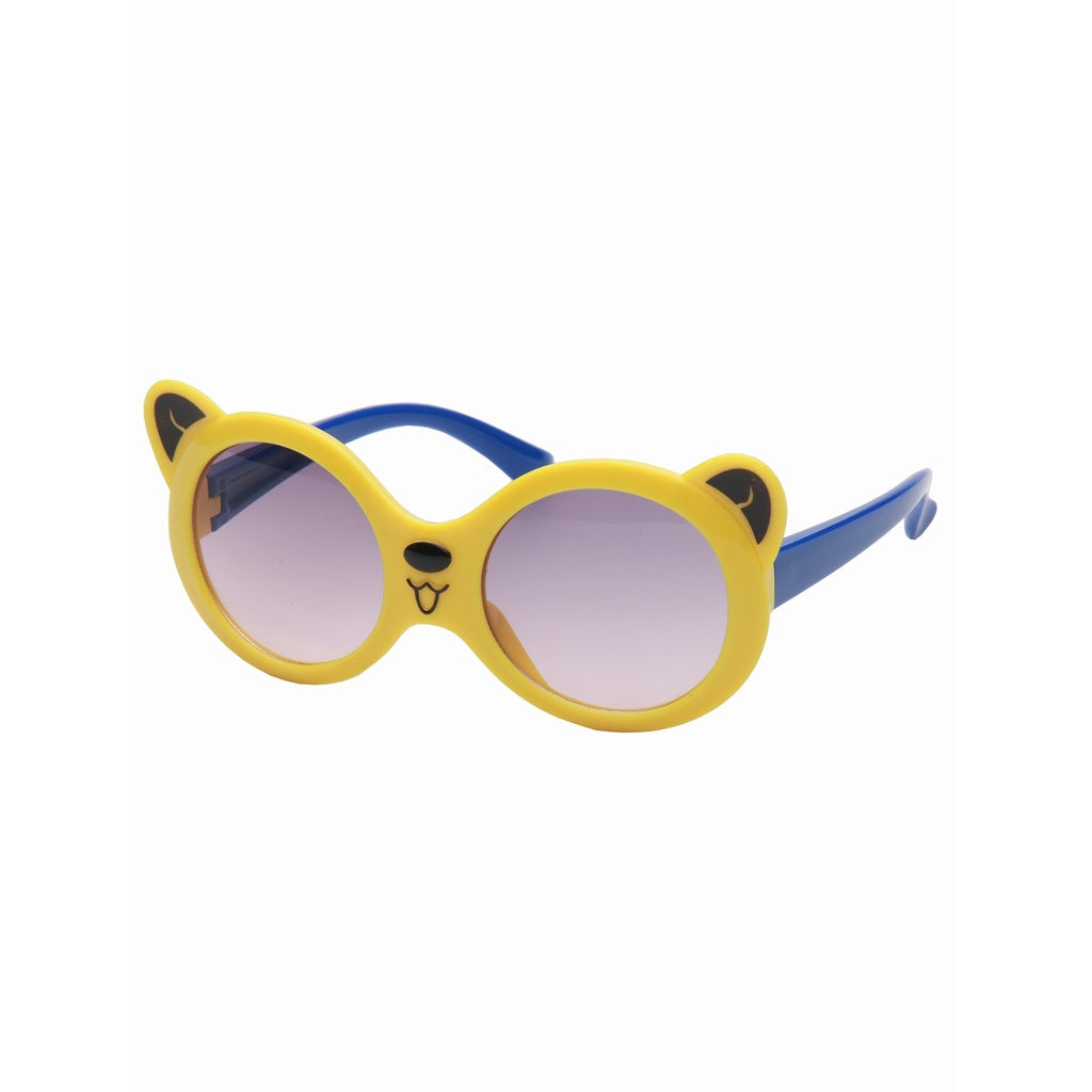 Kids Style Girls Cartoon Ear Sunglasses