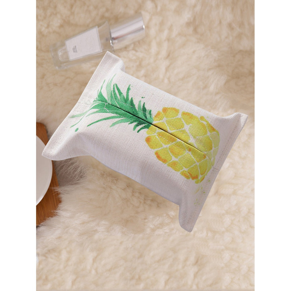 Cute Pineapple Style Tissue Cover