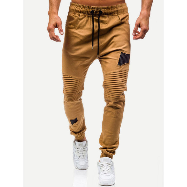 New Men Dashing Style Drawstring Pants