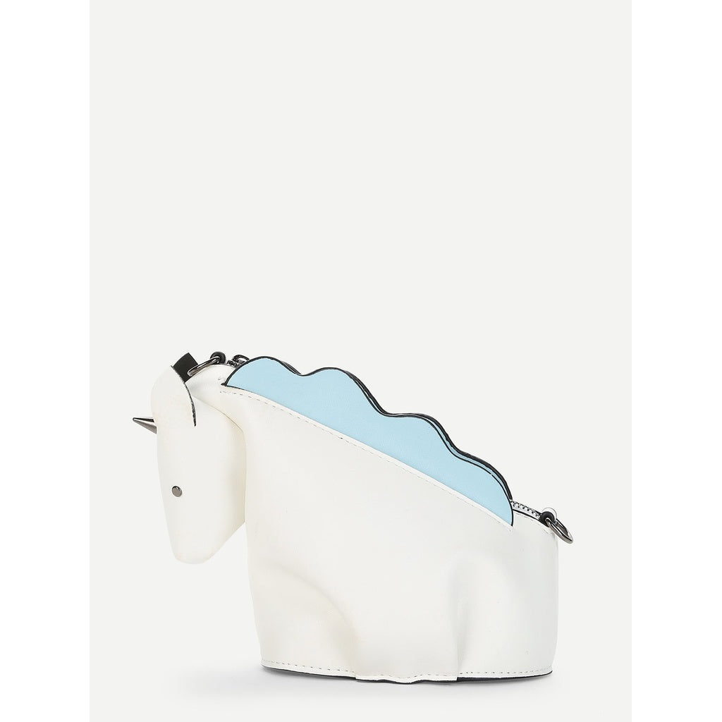 Trendy Unicorn Pure Crossbody Bag