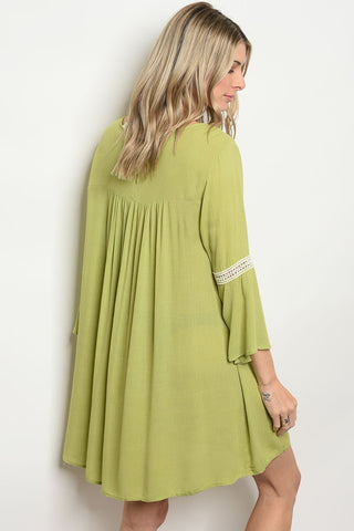 Trendy Womens Tunic Dress
