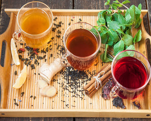 Herbal Infusions, Remedies and Fruit Tea