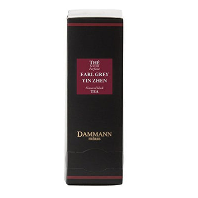 Dammann  Earl Grey Yin Zhen  24 Individually Wrapped Tea Bags
