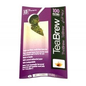 TeaBrew size 3 filters (100)