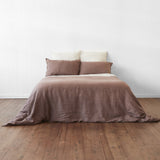 French Linen Flat Sheets