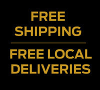 Free Shipping and Local Deliveries