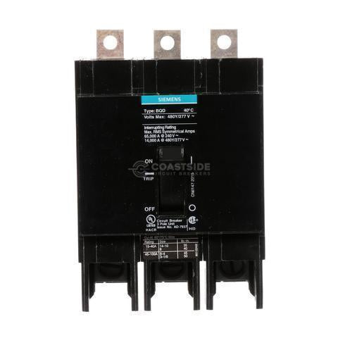 BQD3100-ITE / Siemens-Coastside Circuit Breakers LLC