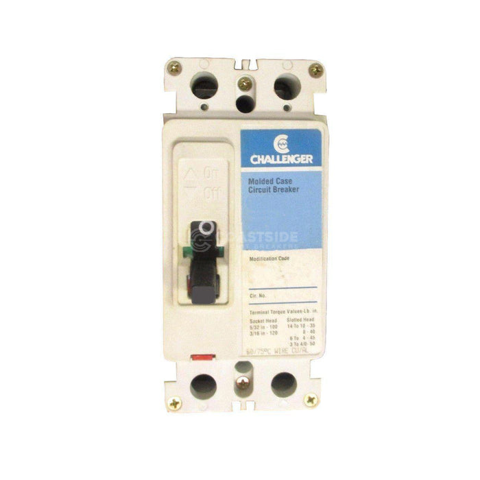 CFS2025L-Challenger / Cutler Hammer-Coastside Circuit Breakers LLC