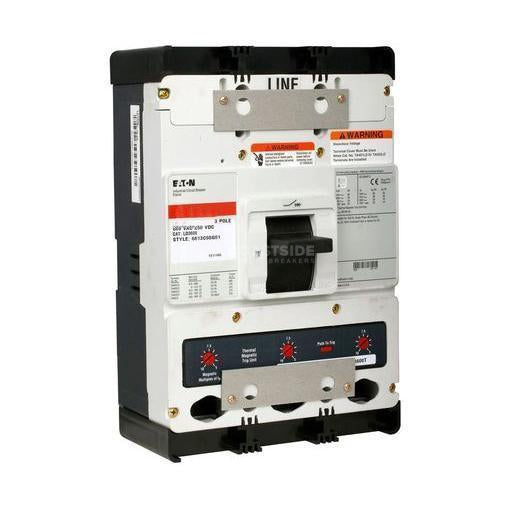 CLD3600T107W-Cutler Hammer / Eaton / Westinghouse-Coastside Circuit Breakers LLC
