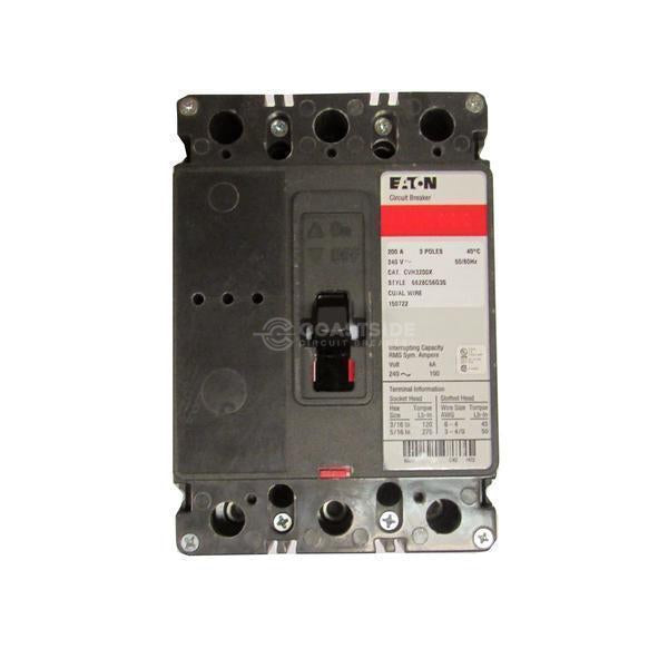 CVH3060X-Cutler Hammer / Eaton / Westinghouse-Coastside Circuit Breakers LLC