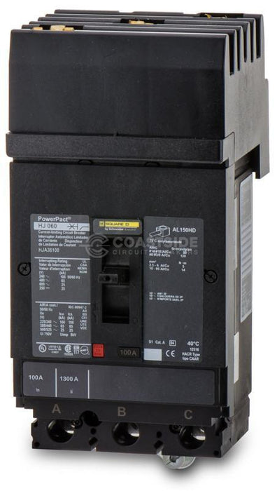HJA36015-Square D / Schneider Electric-Coastside Circuit Breakers LLC