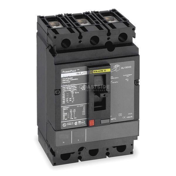HLL36125-Square D / Schneider Electric-Coastside Circuit Breakers LLC
