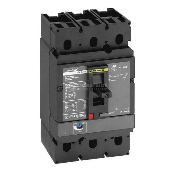 JLP36250-Square D / Schneider Electric-Coastside Circuit Breakers LLC