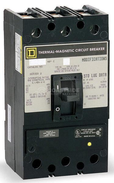 KHL36250-Square D / Schneider Electric-Coastside Circuit Breakers LLC