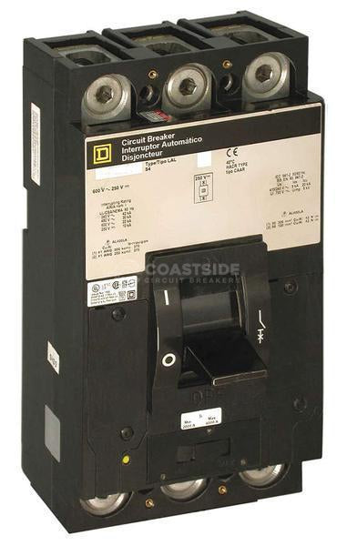 LAL36125-Square D / Schneider Electric-Coastside Circuit Breakers LLC