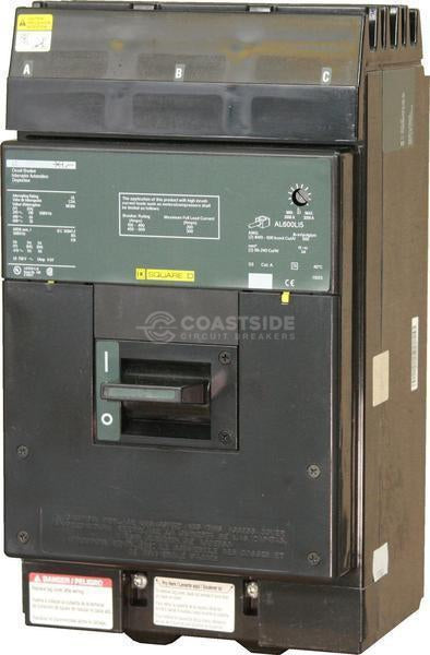LC36400-Square D / Schneider Electric-Coastside Circuit Breakers LLC