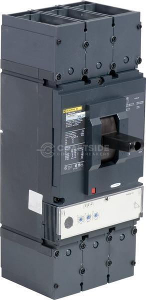 LDL36400CU54X-Square D / Schneider Electric-Coastside Circuit Breakers LLC