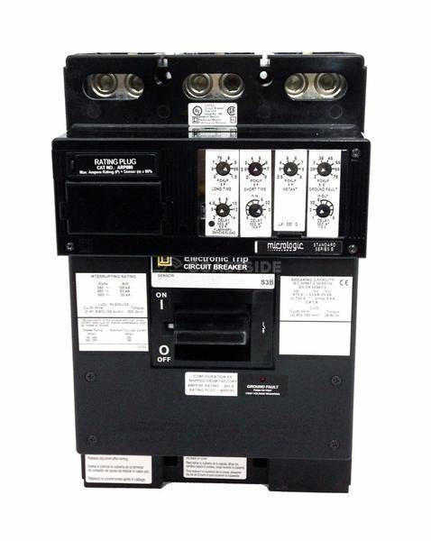 LEL36100LS-Square D / Schneider Electric-Coastside Circuit Breakers LLC