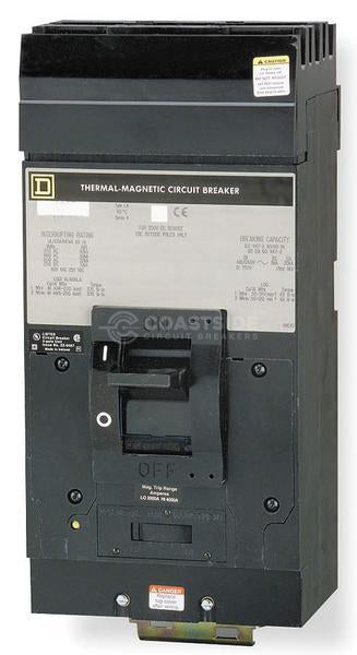 LH36125-Square D / Schneider Electric-Coastside Circuit Breakers LLC