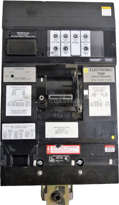 ME36150LSG-Square D / Schneider Electric-Coastside Circuit Breakers LLC