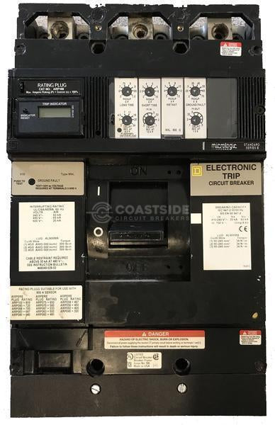 MEL36125LS-Square D / Schneider Electric-Coastside Circuit Breakers LLC