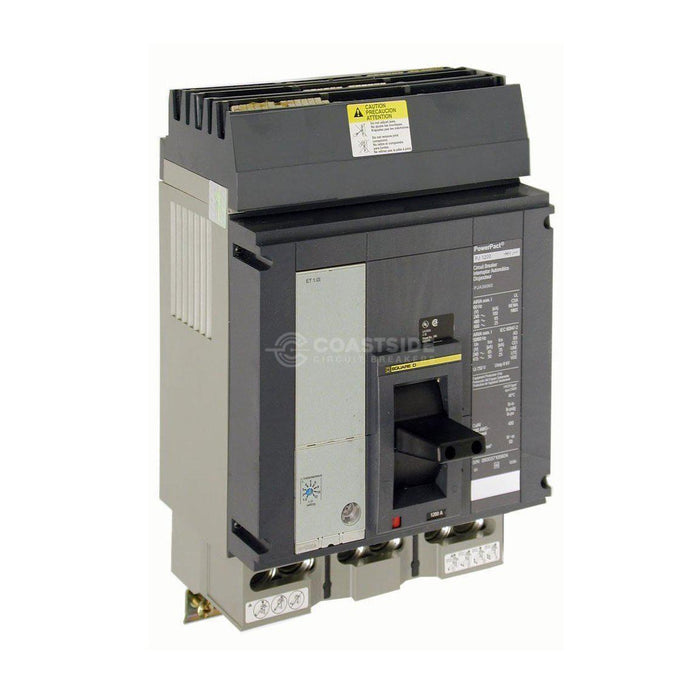 PJA36025CU41AYP-Square D / Schneider Electric-Coastside Circuit Breakers LLC