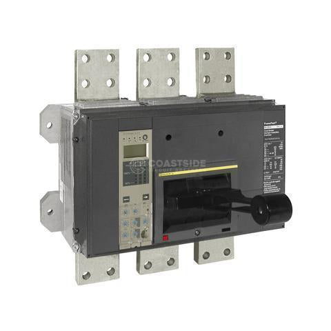 RJF36100CU31B-Square D / Schneider Electric-Coastside Circuit Breakers LLC