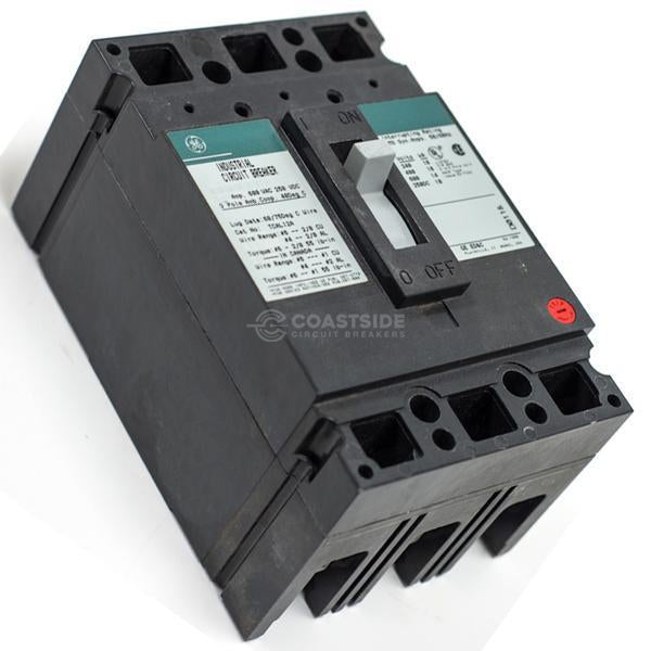 TED134110V-General Electric-Coastside Circuit Breakers LLC