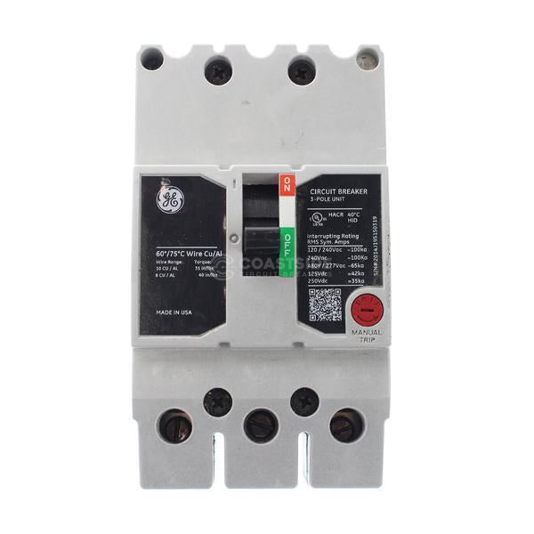 TEYL3080B-General Electric-Coastside Circuit Breakers LLC