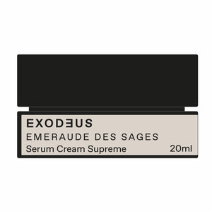 ÉMERAUDE DES SAGES  serum cream