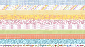 Joy Journey - Medley Strip Fabric Panel - Licence To Quilt