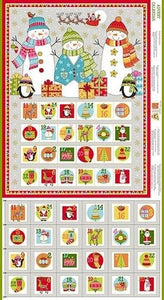 Festive - Advent - Licence To Quilt