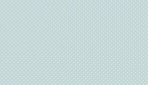 Spot 24 Shades - Spots on Baby Blue - Licence To Quilt
