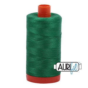 Aurifil - Mako Green - Licence To Quilt