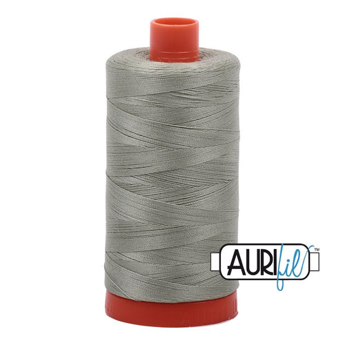 Aurifil - Mako Light Laurel Green - Licence To Quilt