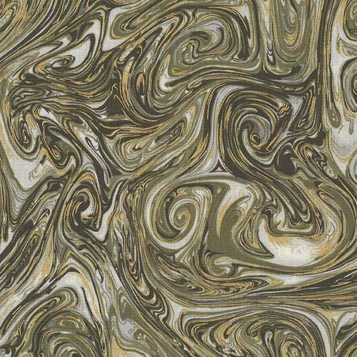 Marble and Stardust Metallic - Dirt - Licence To Quilt