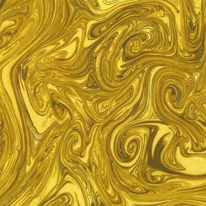 Marble - Gold - Licence To Quilt