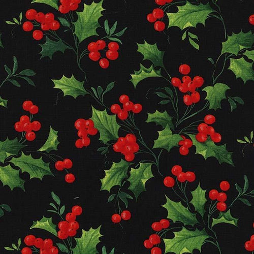 Happy Holly-Days - Boughs Of Holly - Licence To Quilt