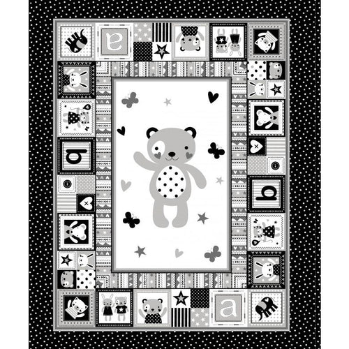 Tiny Tots - Buddy Bear - Licence To Quilt